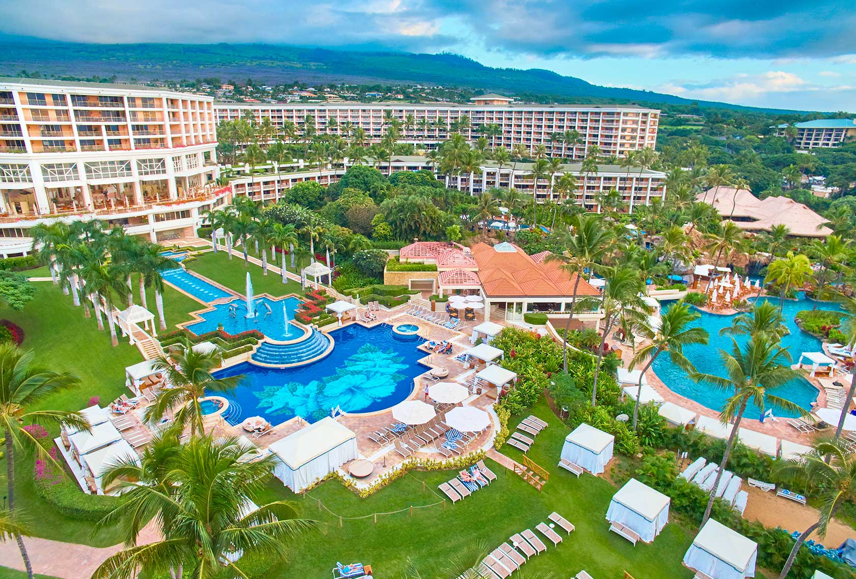 Hawaii: Grand Wailea